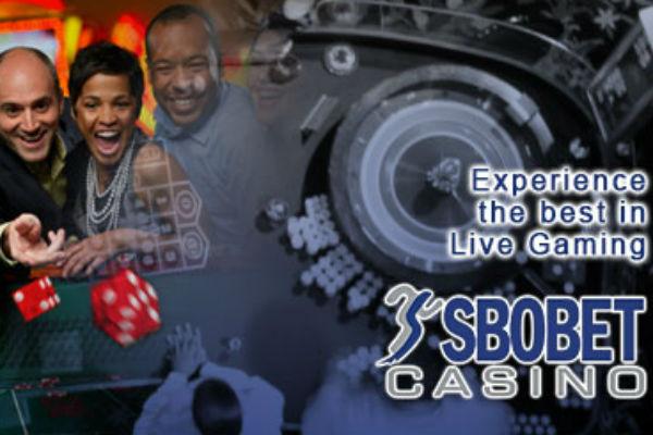 Casino Sbobet Live
